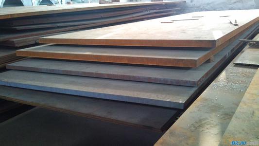 钦州生锈钢板贸易商采购热情高涨