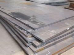 朝阳锈蚀钢板市场活跃度有所下降