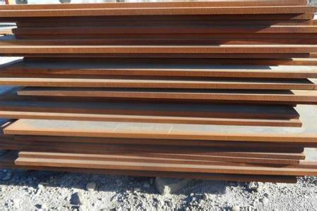 定西锈蚀钢板商家出货压力回升