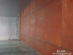 黄石锈蚀钢板价格连续下跌